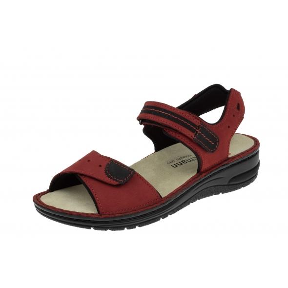 Berkemann Leni 03102-234 wygodne zdrowotne damskie sandały