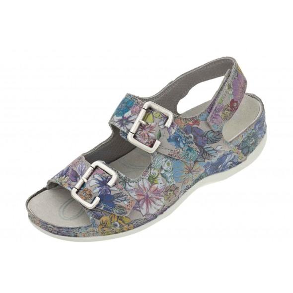 Josef Seibel Westland Cholet 10721 375 761 wygodne zdrowotne damskie sandały