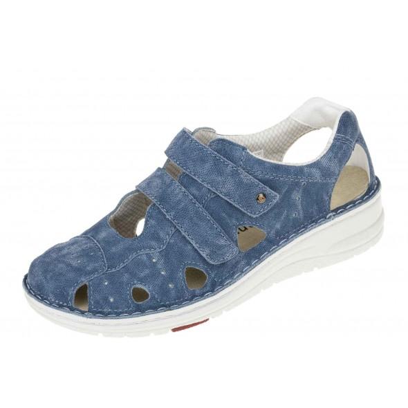 Berkemann Larena 03100-309 wygodne zdrowotne damskie sandały