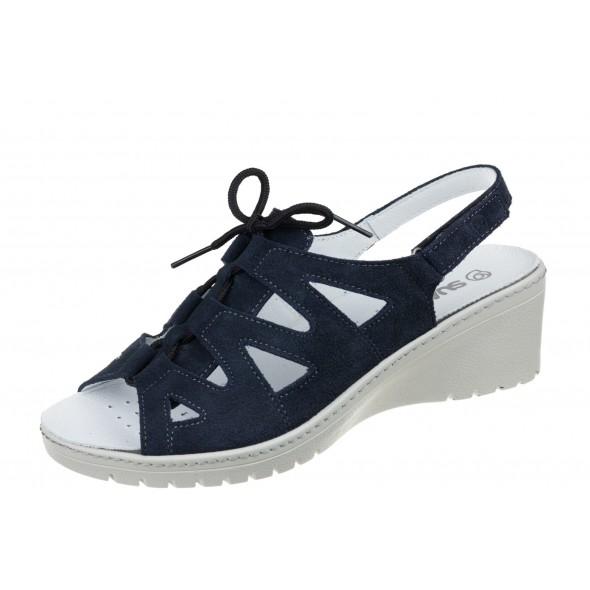 Suave Comfortabel 710019 wygodne zdrowotne damskie sandały