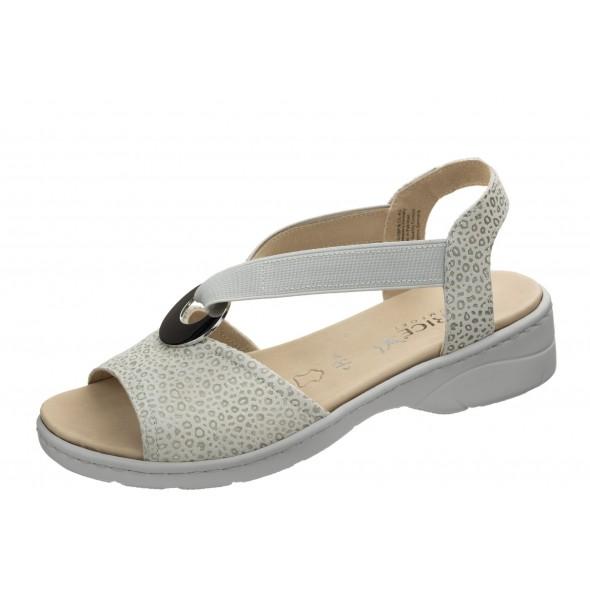 Caprice 9-28251-26 286 wygoodne zdrowotne damskie sandały