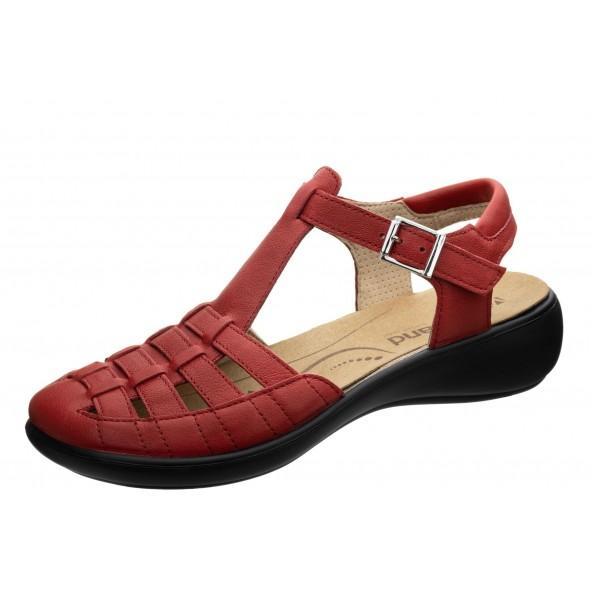 Josef Seibel Westland Ibiza 16712 201 400 wygodne zdrowotne damskie sandały